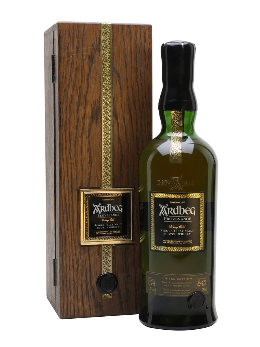 Ardbeg 1974 Provenance / US Release