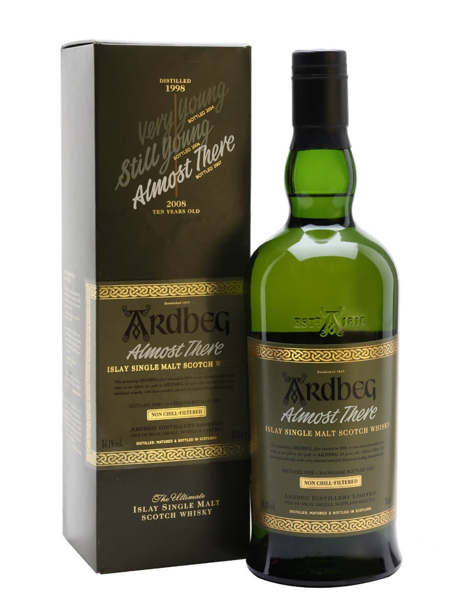 Ardbeg 1998 / Almost There
