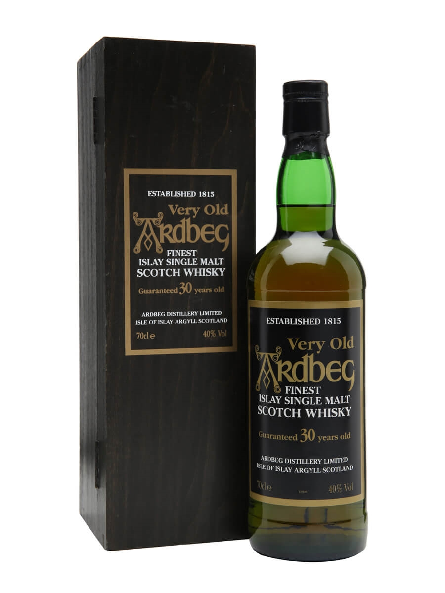 Ardbeg 30 Year Old (Wooden Box)
