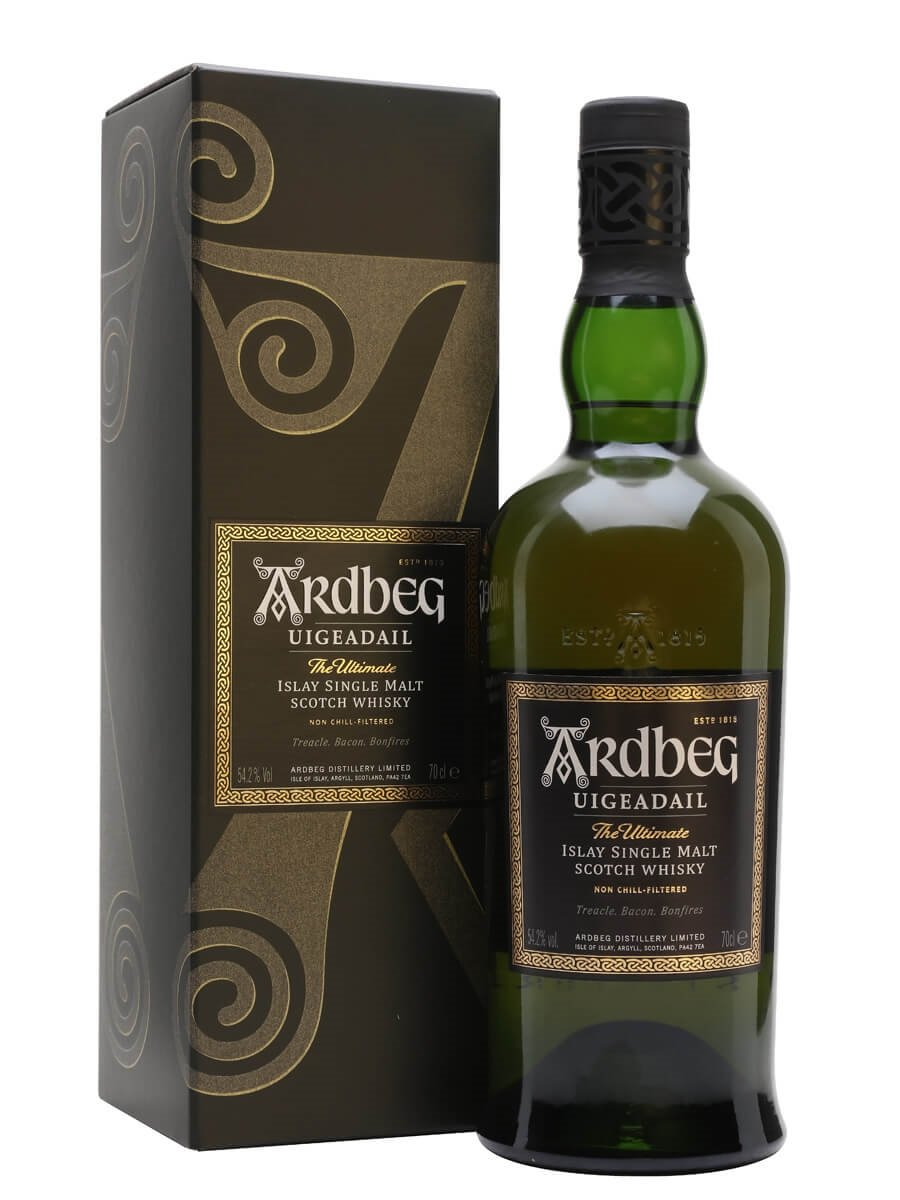 Dejlig Ardbeg Uigeadail Scotch Whisky : The Whisky Exchange SH-03