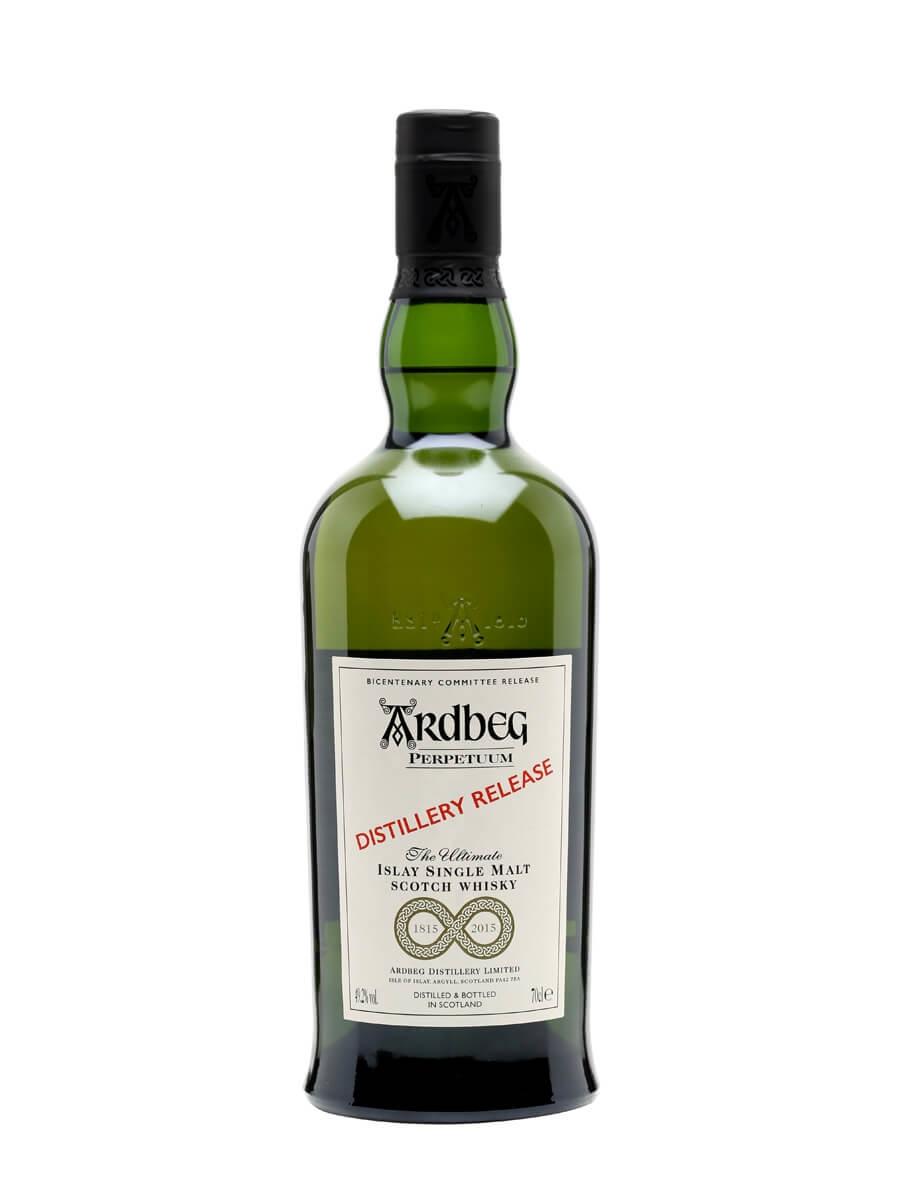 Ardbeg Perpetuum / Distillery Release