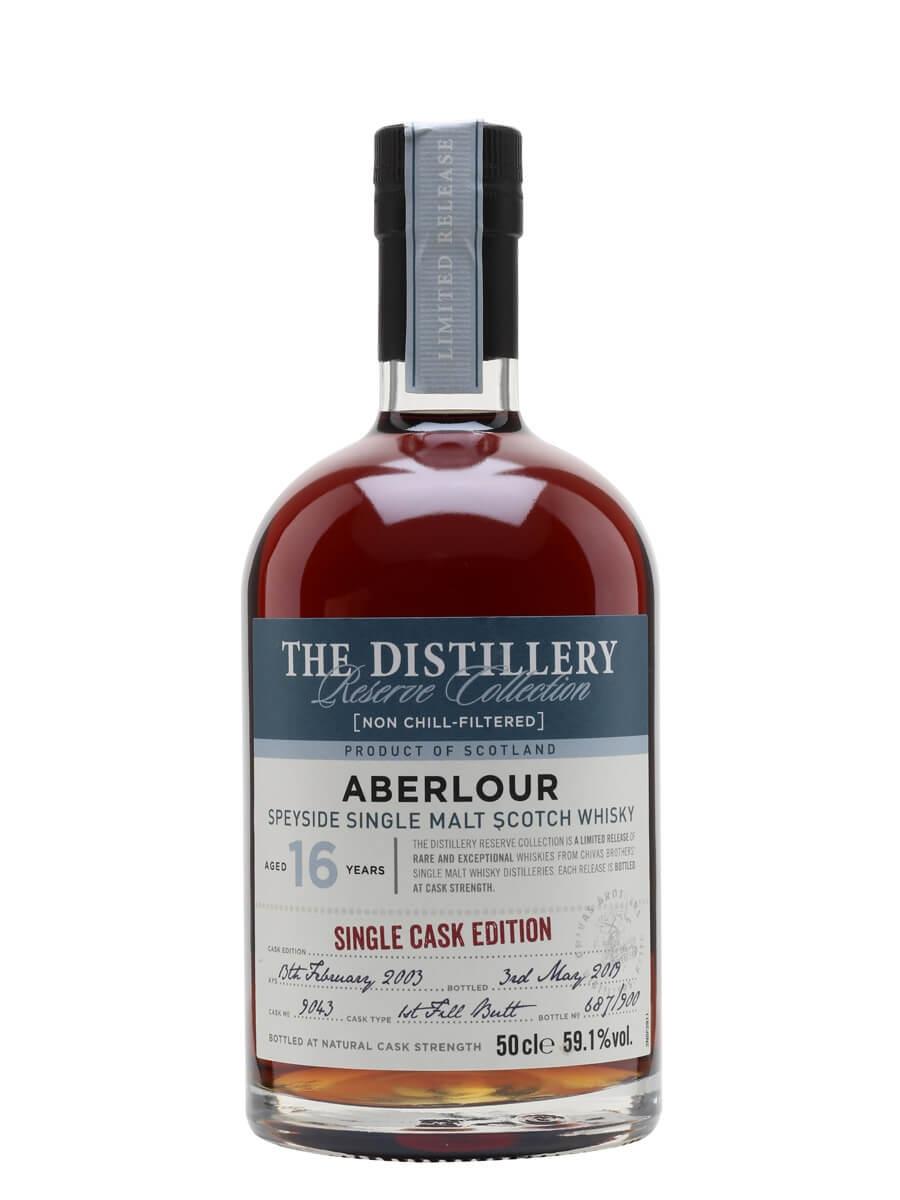 Aberlour 2003 / 16 Year Old / Sherry Cask / Distillery Edition