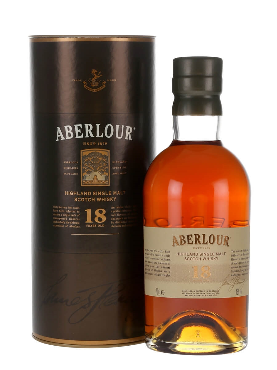 Image result for aberlour 18