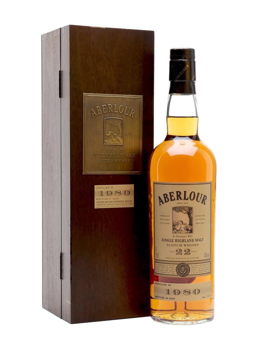 Aberlour 1980 / 22 Year Old