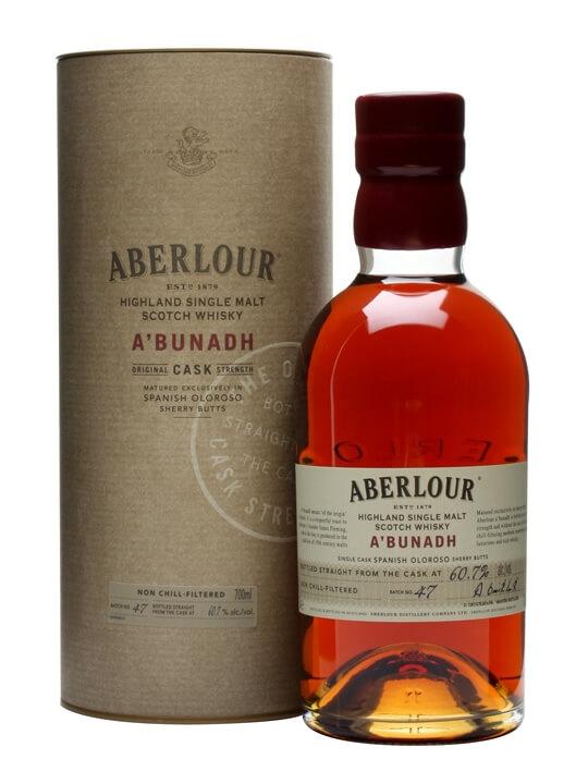 Aberlour A'bunadh / Batch 47