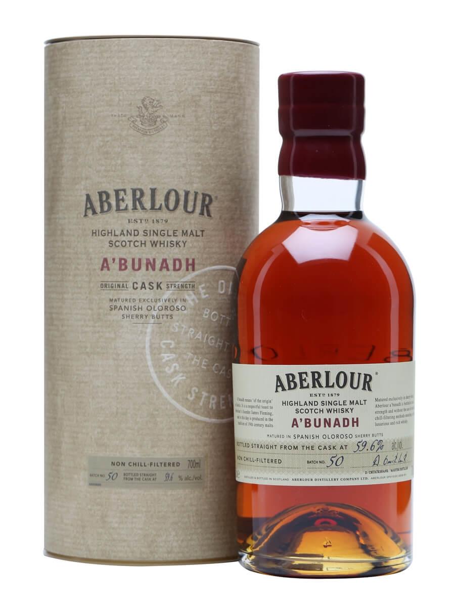 Aberlour A'bunadh / Batch 50