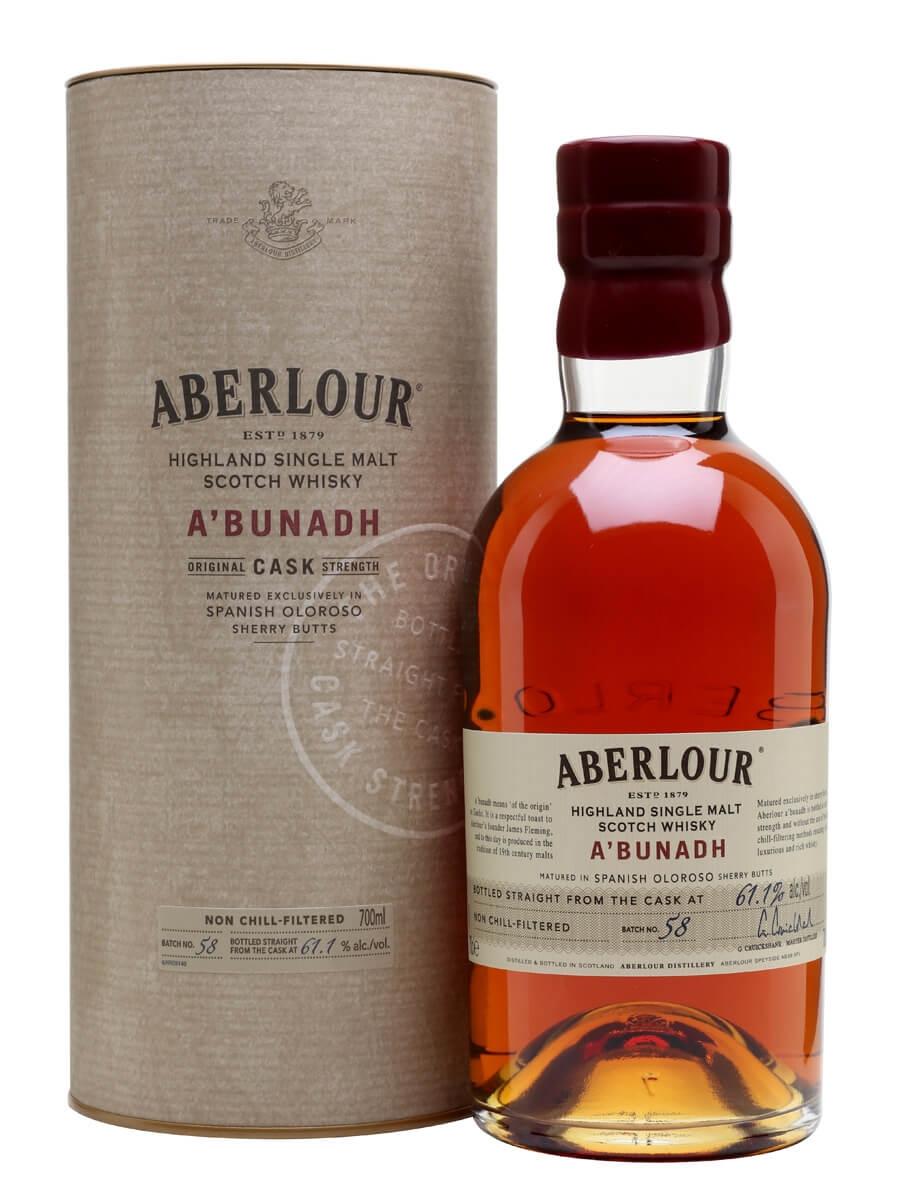 Aberlour A'Bunadh / Batch 58