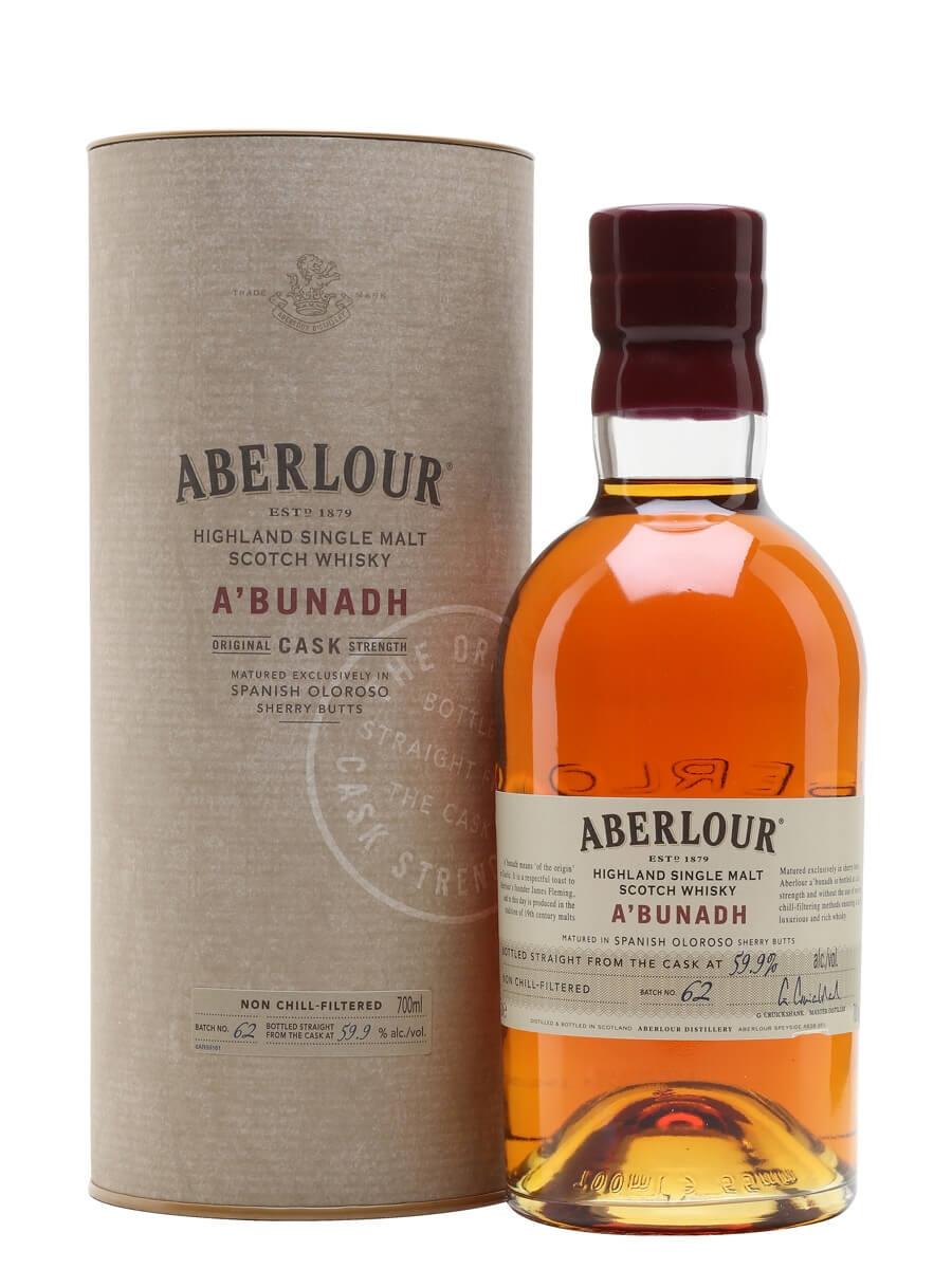 Aberlour A'Bunadh / Batch 62