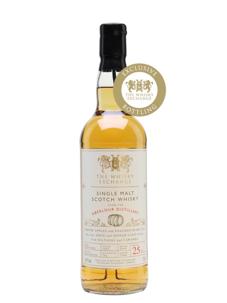 Aberlour 1993 / 25 Year Old / The Whisky Exchange
