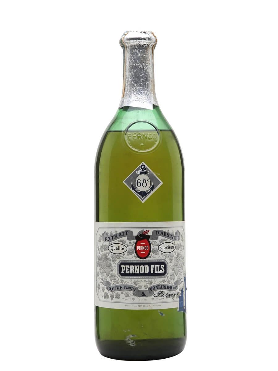 Pernod Absinthe / Tarragona / Bot.1950s