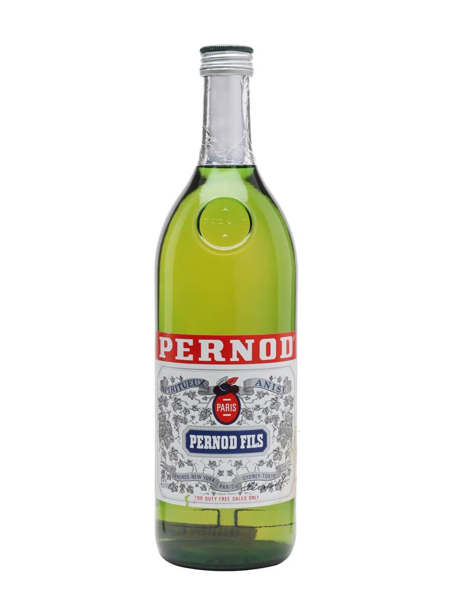 Pernod Absinthe / Bot.1980s