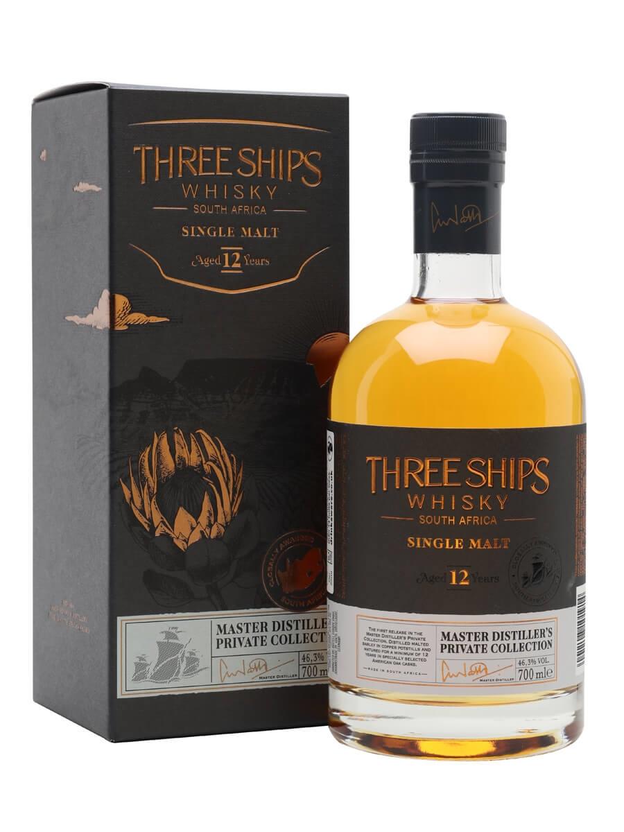 Three Ships 12 Year Old