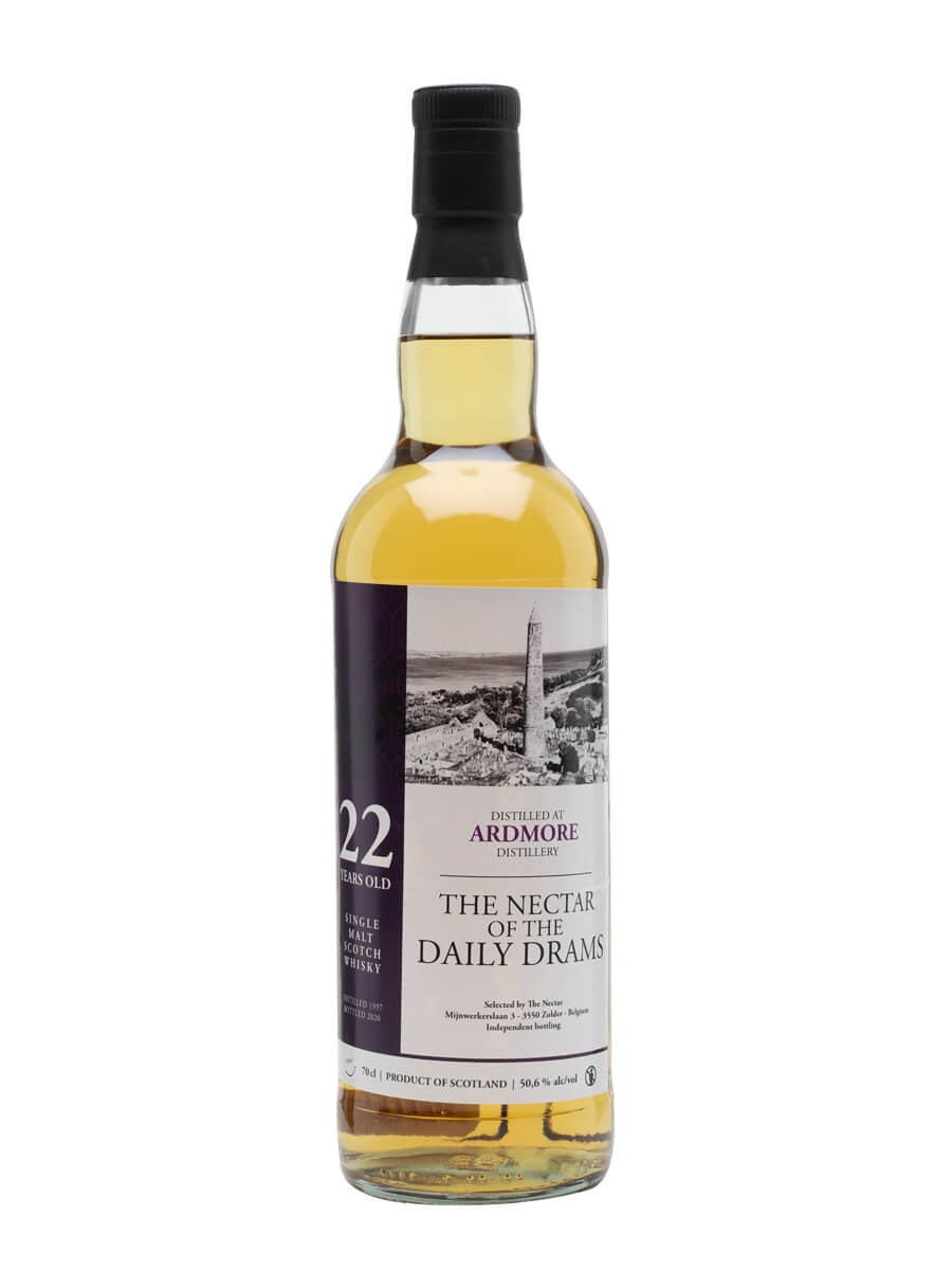Ardmore 1997 / 22 Year Old / Daily Dram