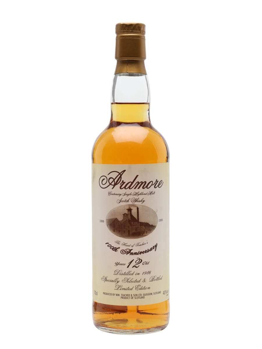 Ardmore Centenary 12 Year Old