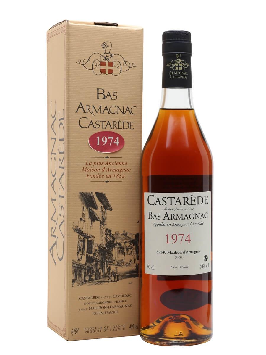 Castarede 1974 / Bas Armagnac