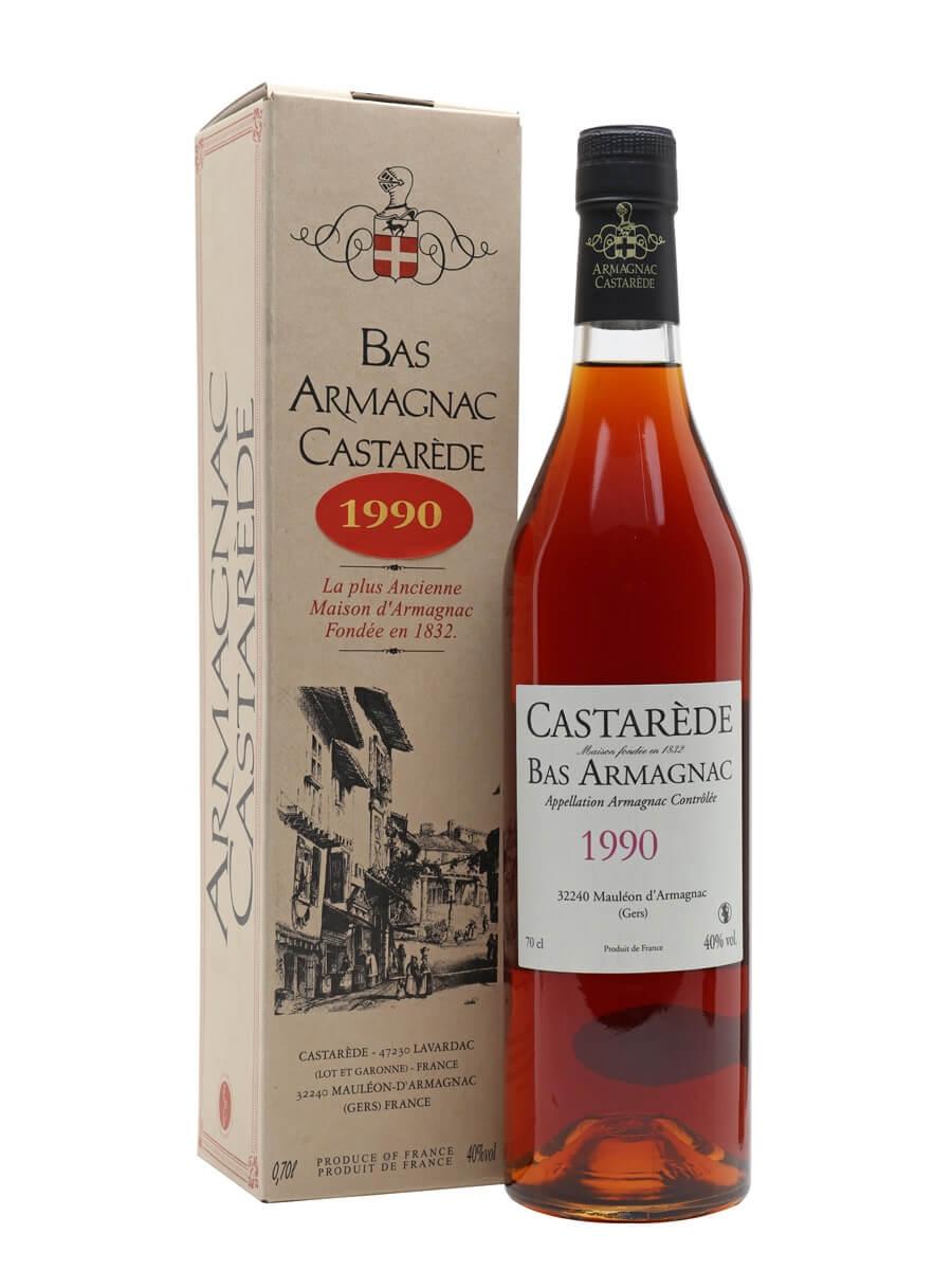 Castarede Bas Armagnac 1990