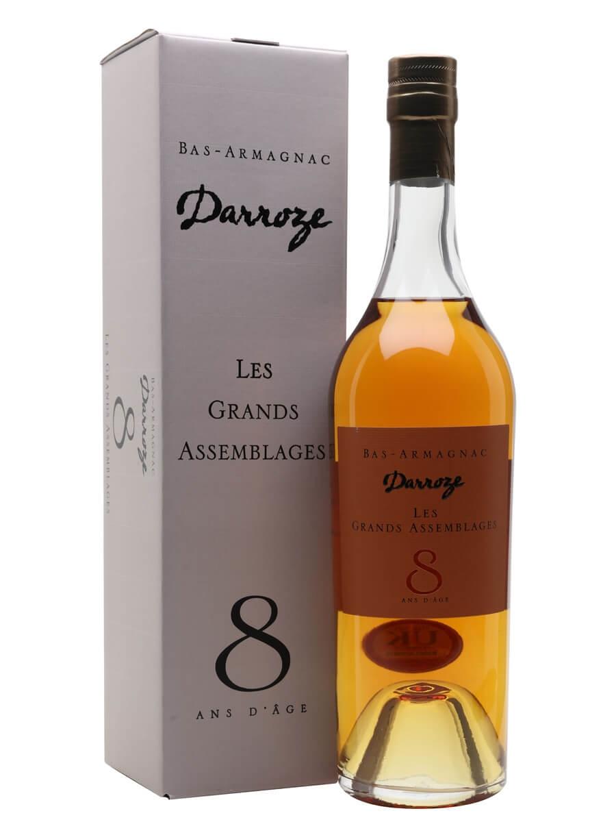 Darroze Les Grands Assemblages 8 Year Old Armagnac