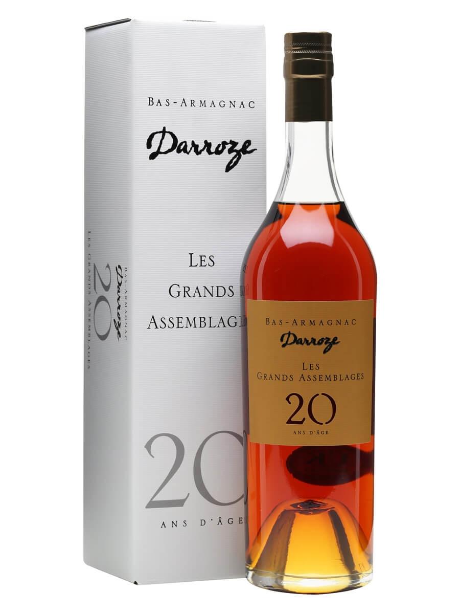 Darroze Les Grands Assemblages 20 Year Old Armagnac