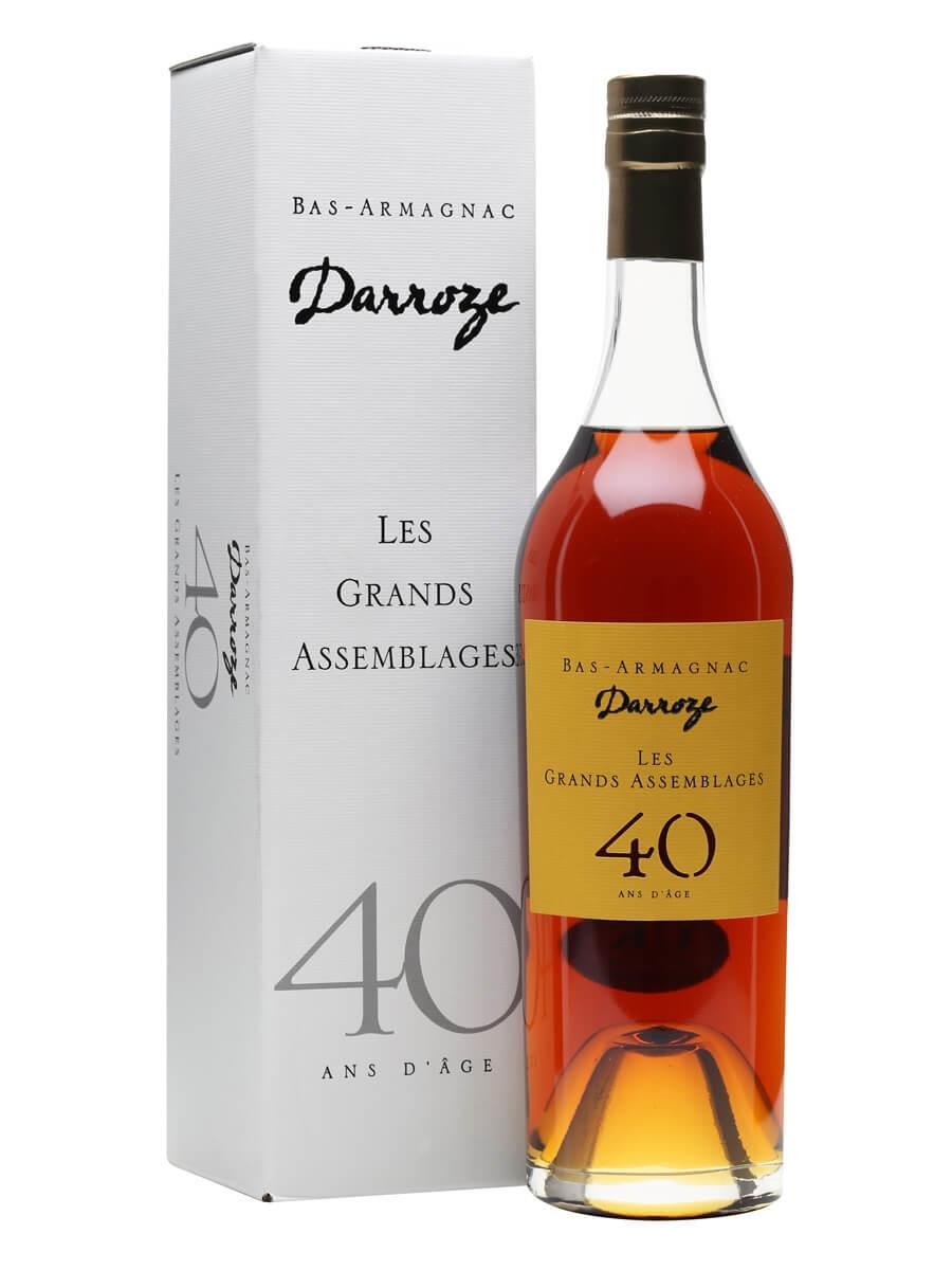 Darroze Les Grands Assemblages 40 Year Old Armagnac