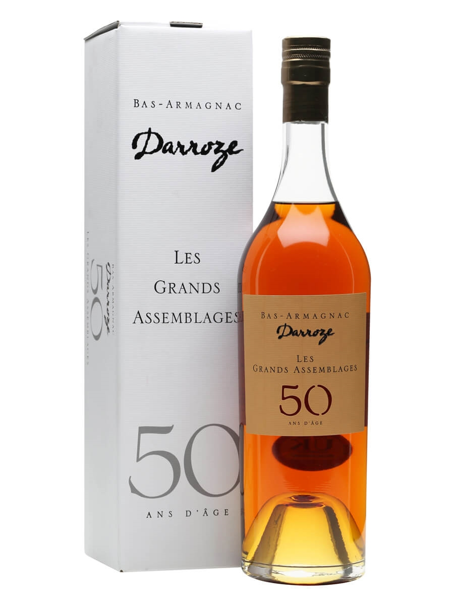 Darroze Les Grands Assemblages 50 Year Old Armagnac