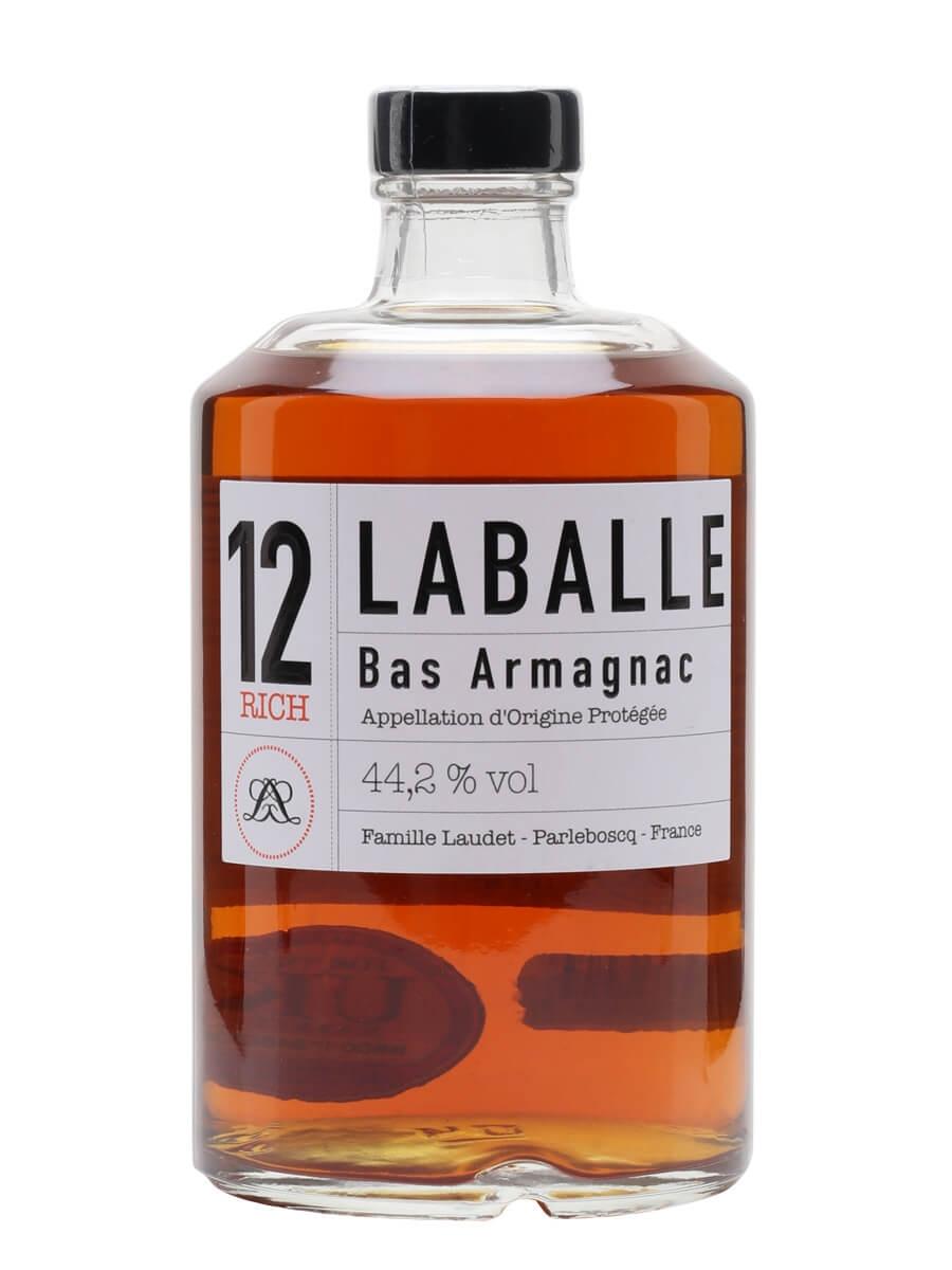 Laballe Bas Armagnac 12 Year Old
