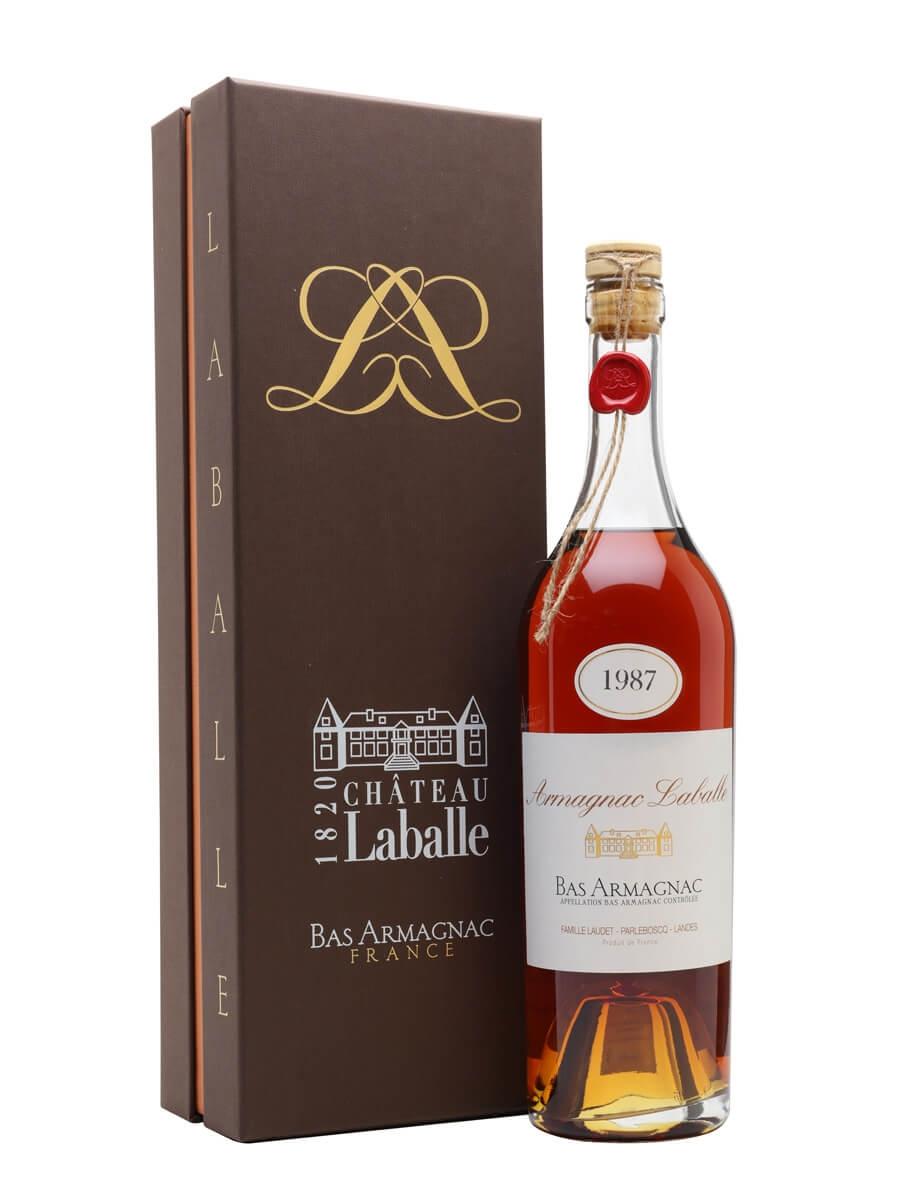 Laballe Bas Armagnac 1987 / Ugni Blanc