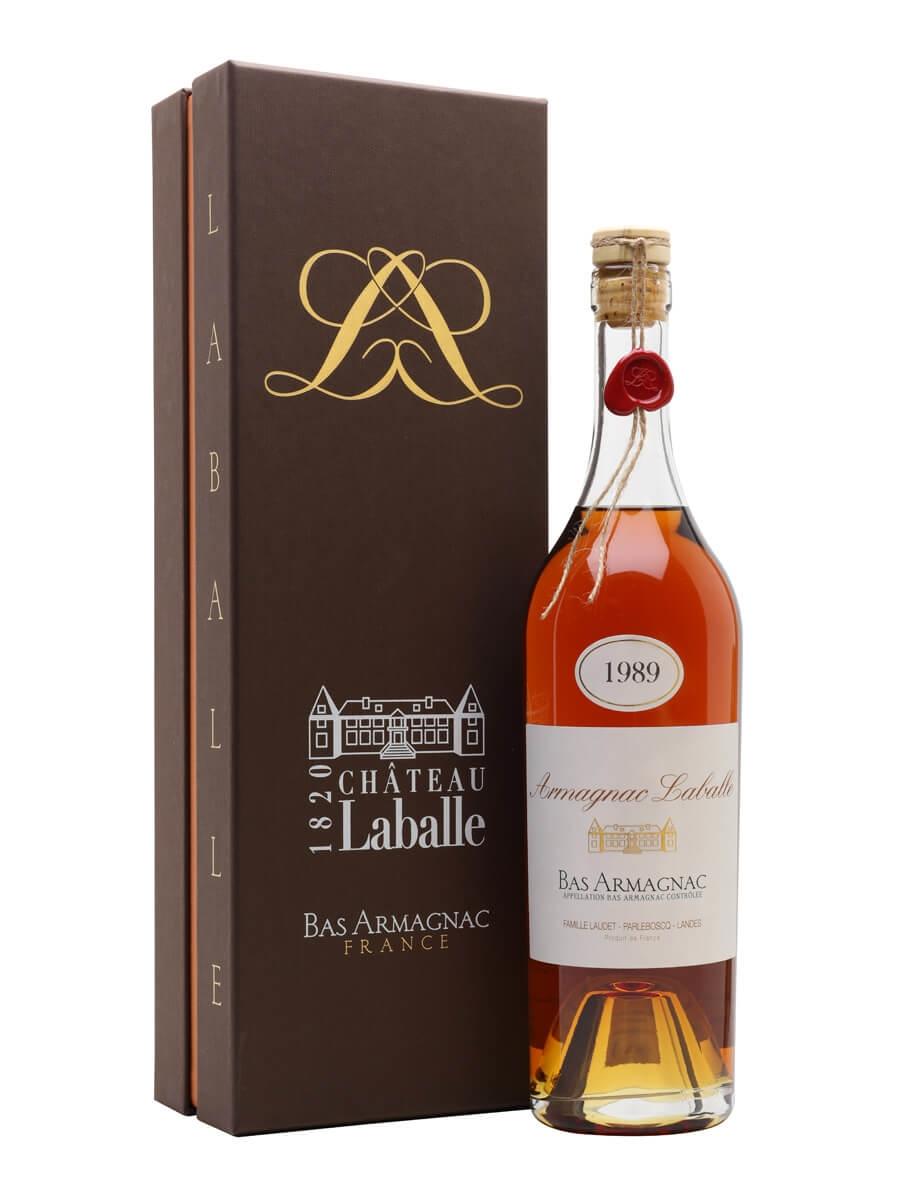 Laballe Bas Armagnac 1989 / Ugni Blanc