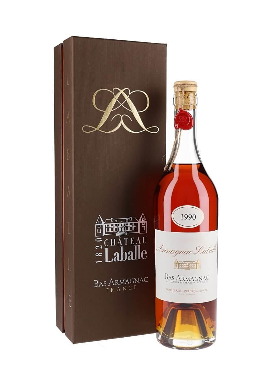 Laballe Bas Armagnac 1990 / Ugni Blanc