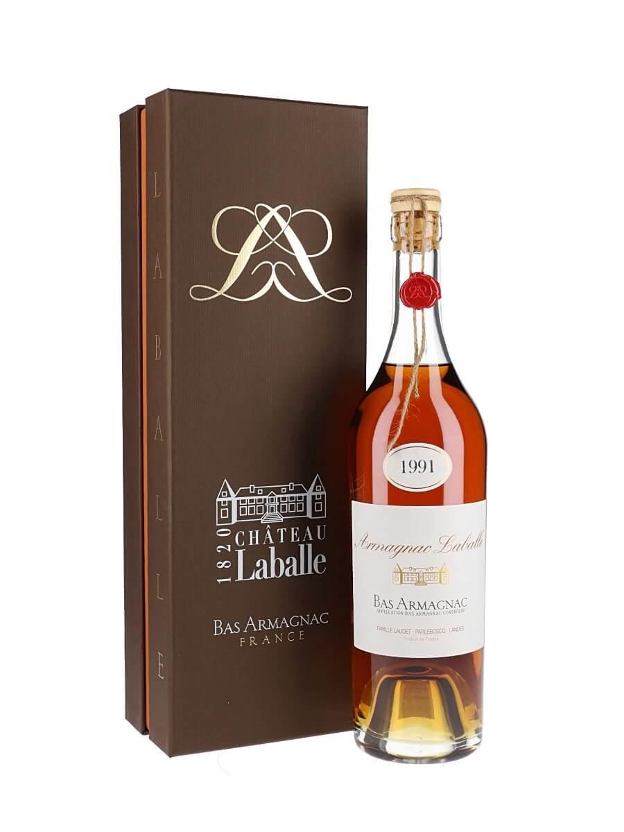 Laballe Bas Armagnac 1991 / Ugni Blanc