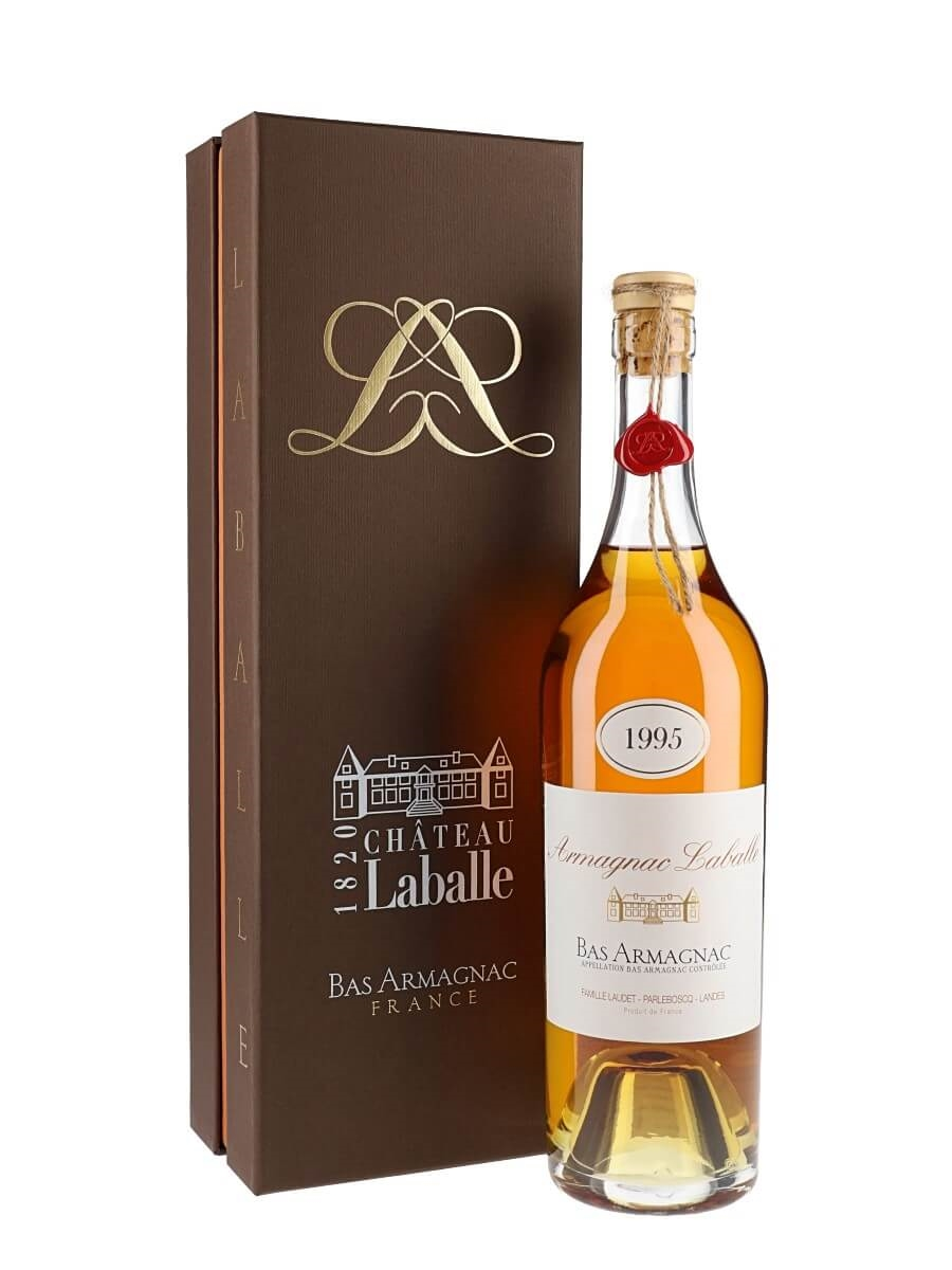 Laballe Bas Armagnac 1995 / Ugni Blanc