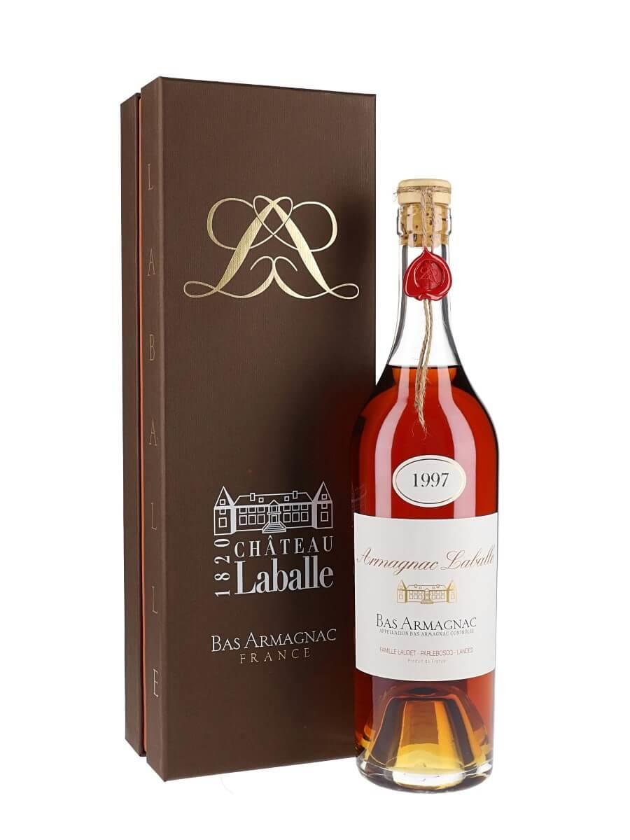Laballe Bas Armagnac 1997 / Ugni Blanc