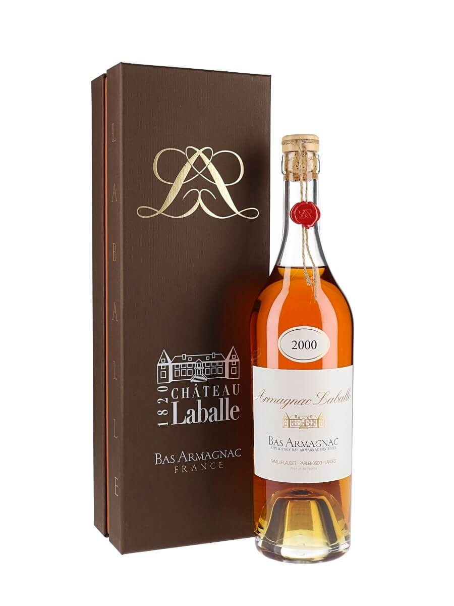 Laballe Bas Armagnac 2000 / Ugni Blanc