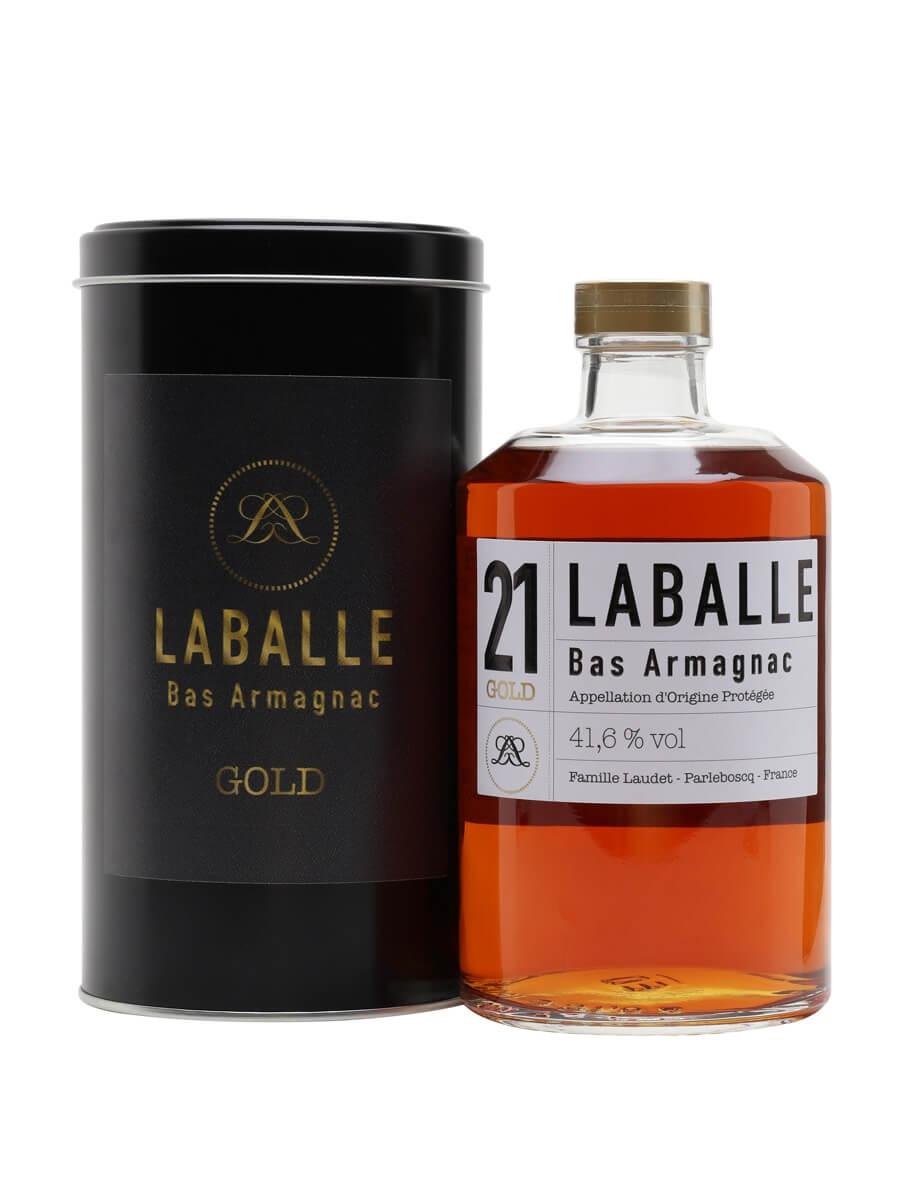 Laballe Bas Armagnac 21 Year Old