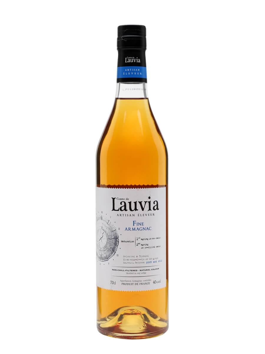Comte De Lauvia Fine Armagnac