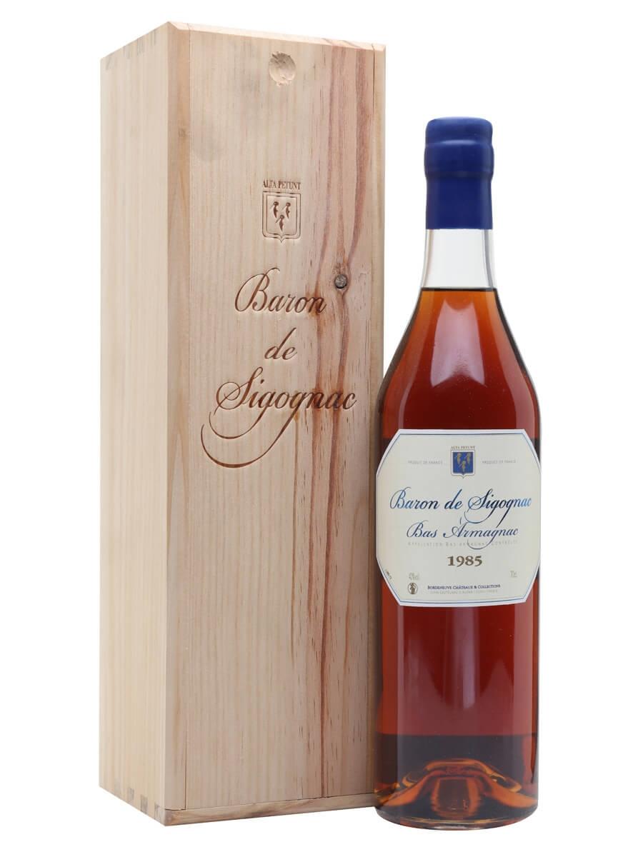 Baron de Sigognac 1985 Armagnac