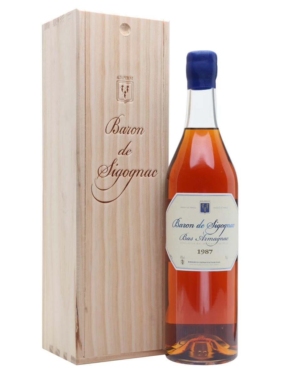 Baron de Sigognac 1987 Bas Armagnac