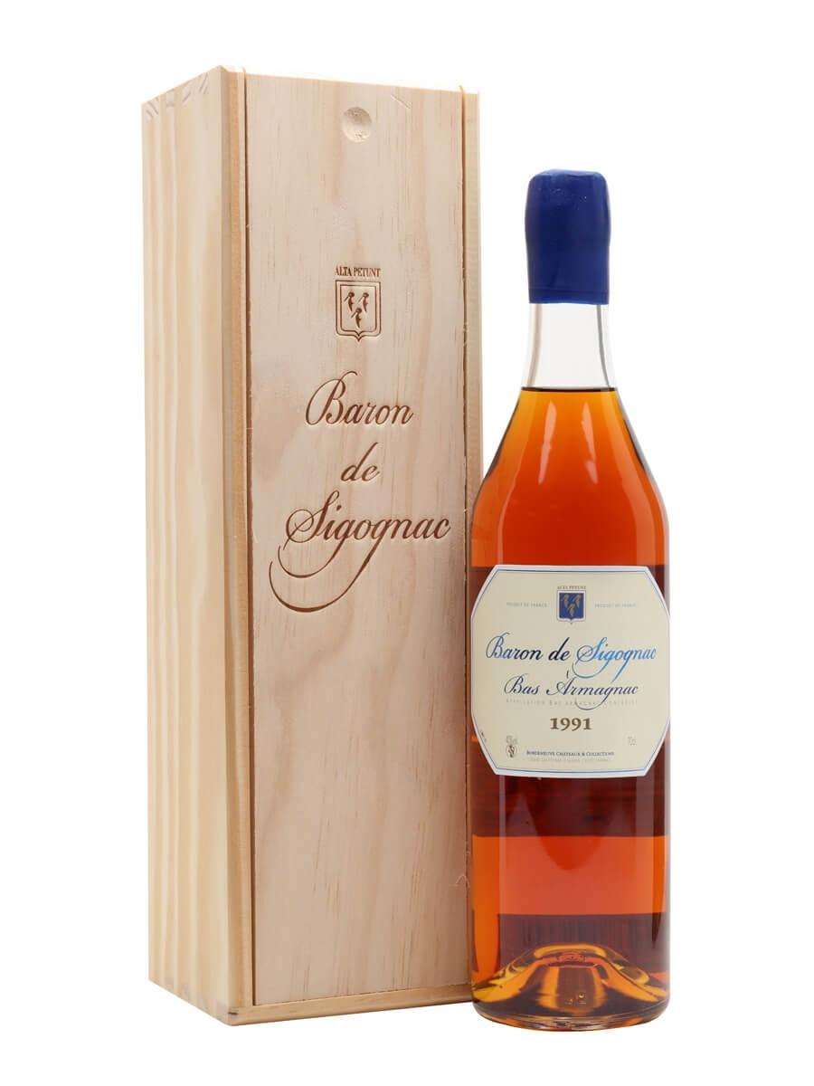 Baron de Sigognac 1991 Armagnac