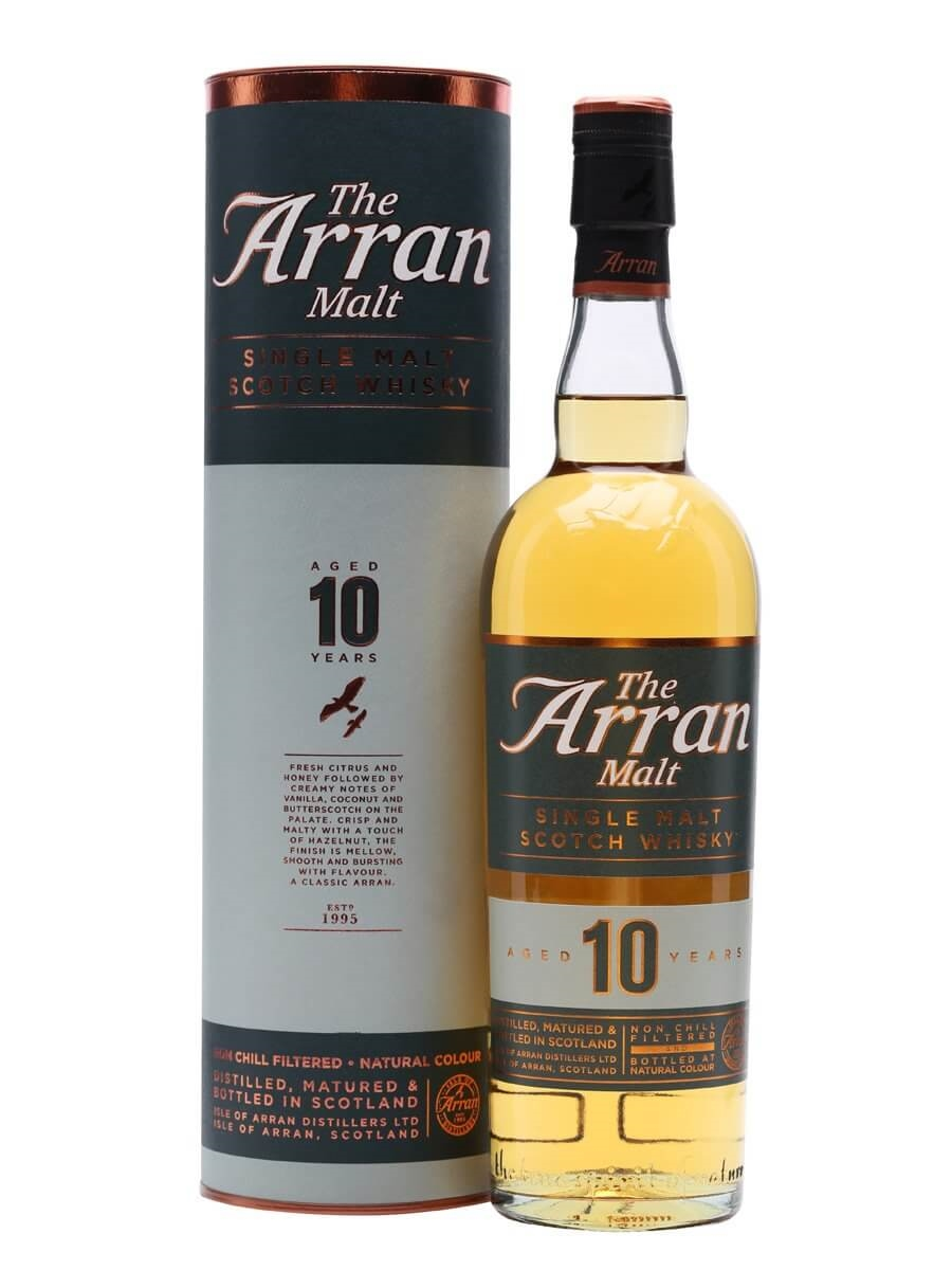 Review No.249. Arran 10 Year Old