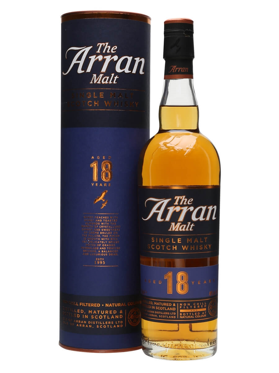 Review No.178. Arran 18 Year Old
