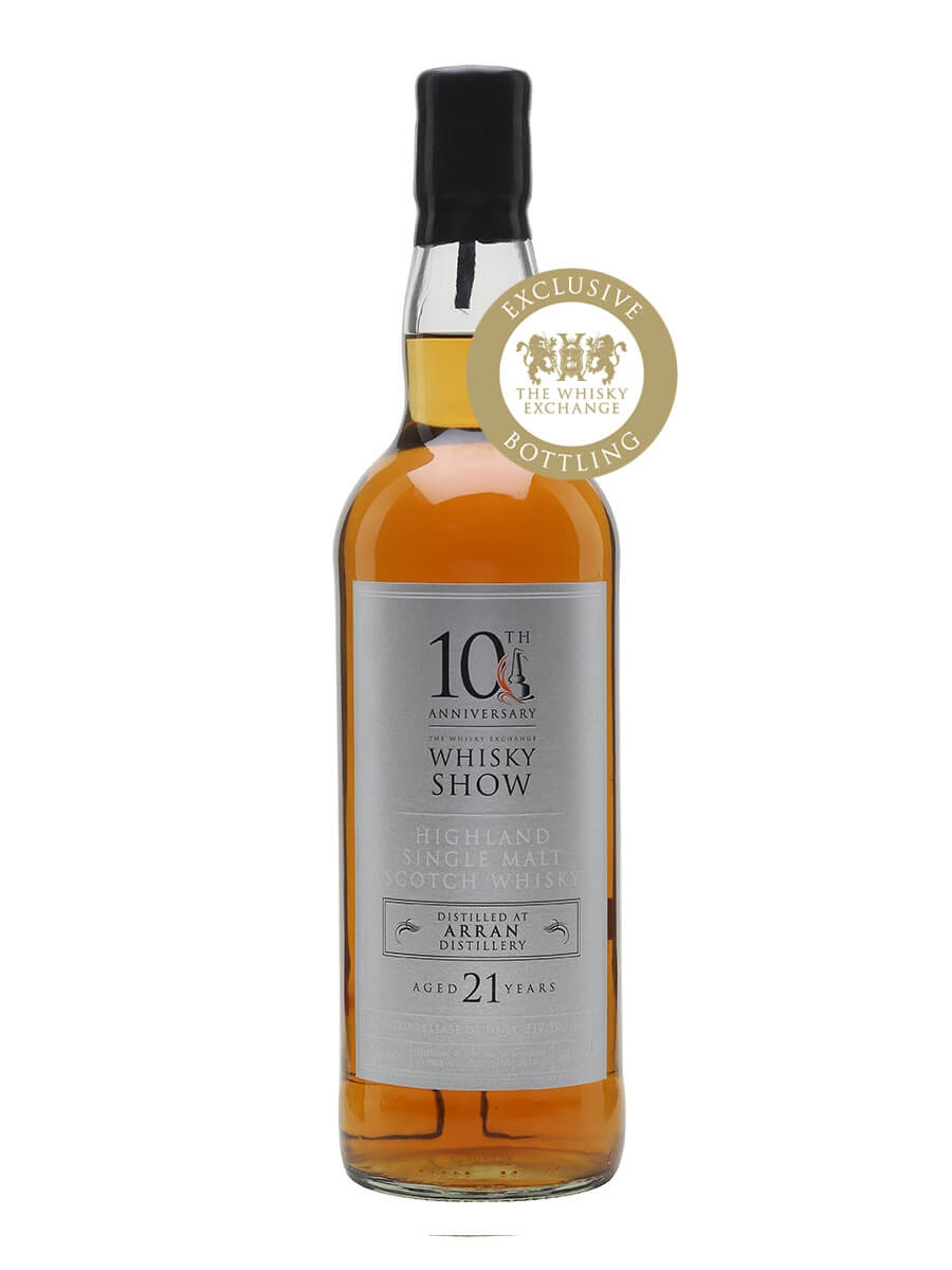 Arran 21 Years Old / Whisky Show 2018