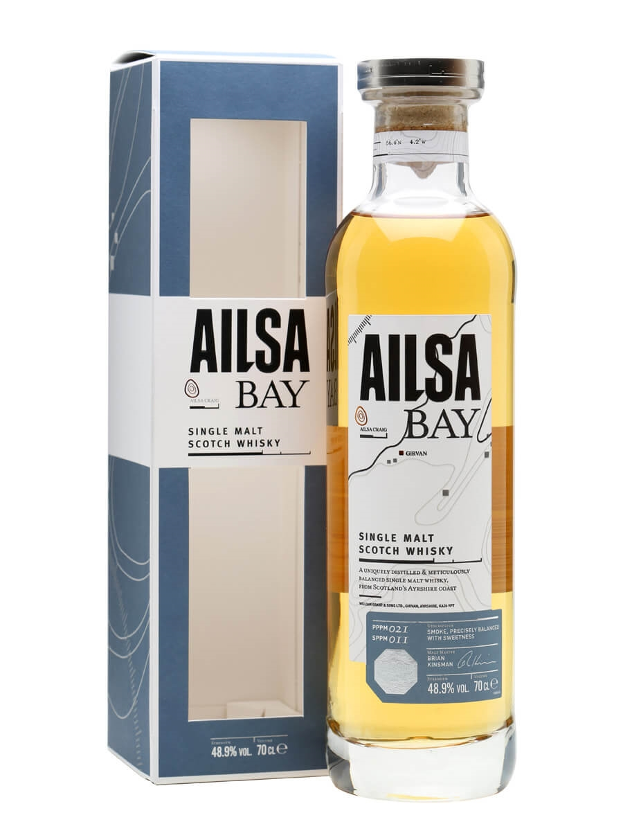Review No.124. Ailsa Bay