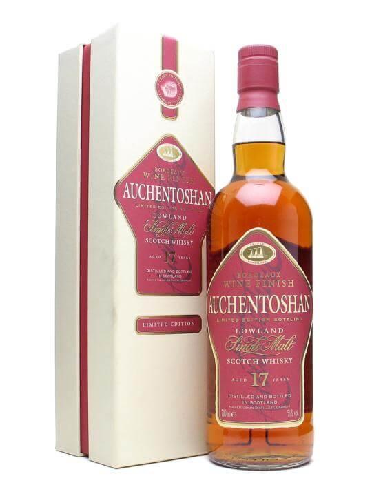 Auchentoshan 17 Year Old / Bordeaux Wine Finish