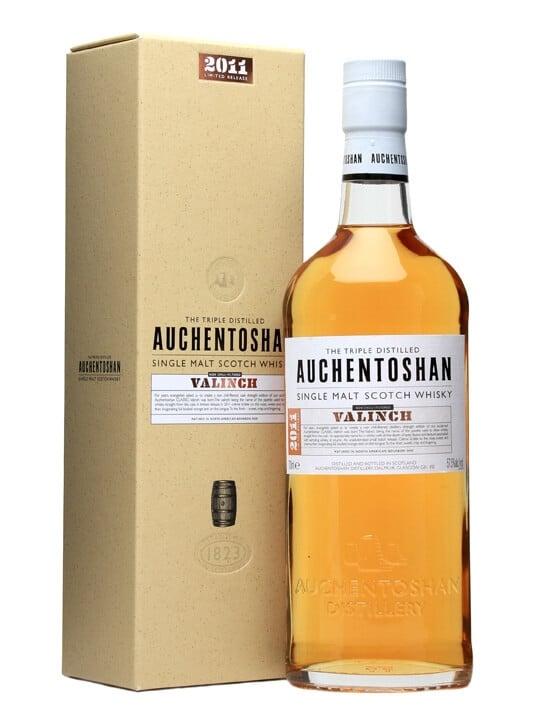 Auchentoshan Valinch / 2011 Release