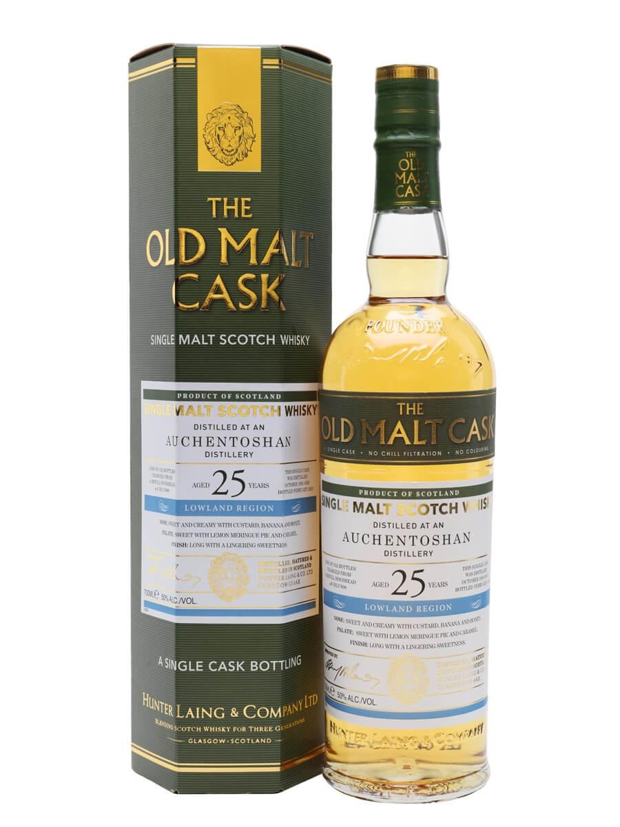 Auchentoshan 1995 / 25 Year Old / Old Malt Cask