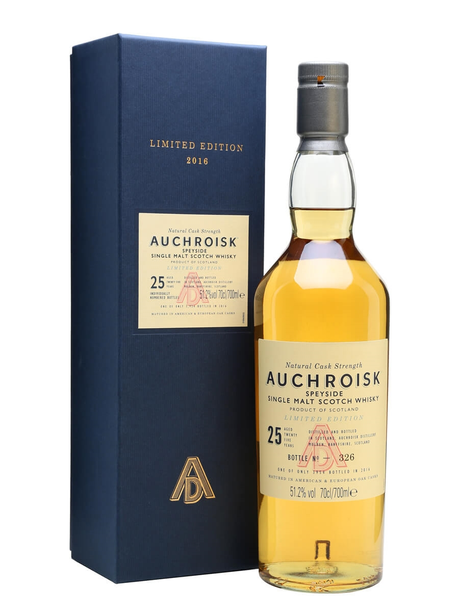Auchroisk 1990 / 25 Year Old / Special Releases 2016