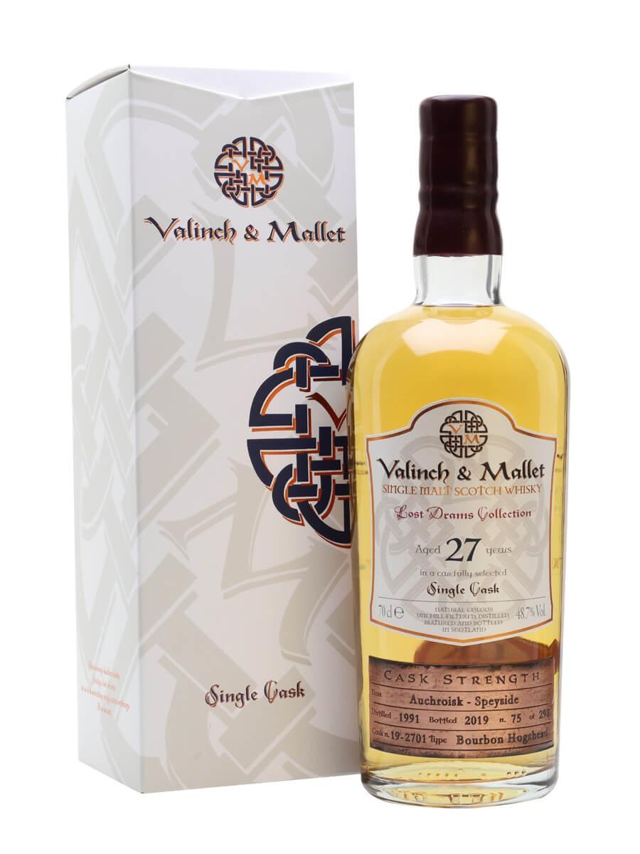 Auchroisk / 27 Year Old / Valinch & Mallet