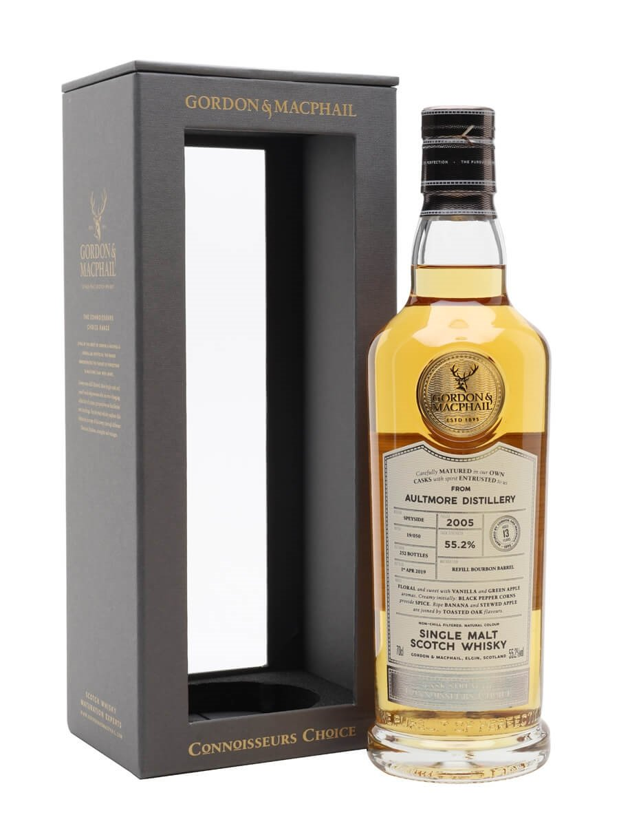 Aultmore 2005 / 13 Year Old / Connoisseurs Choice