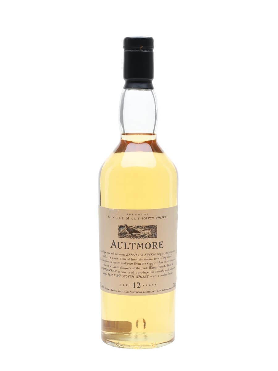 Aultmore 12 Year Old / Flora & Fauna