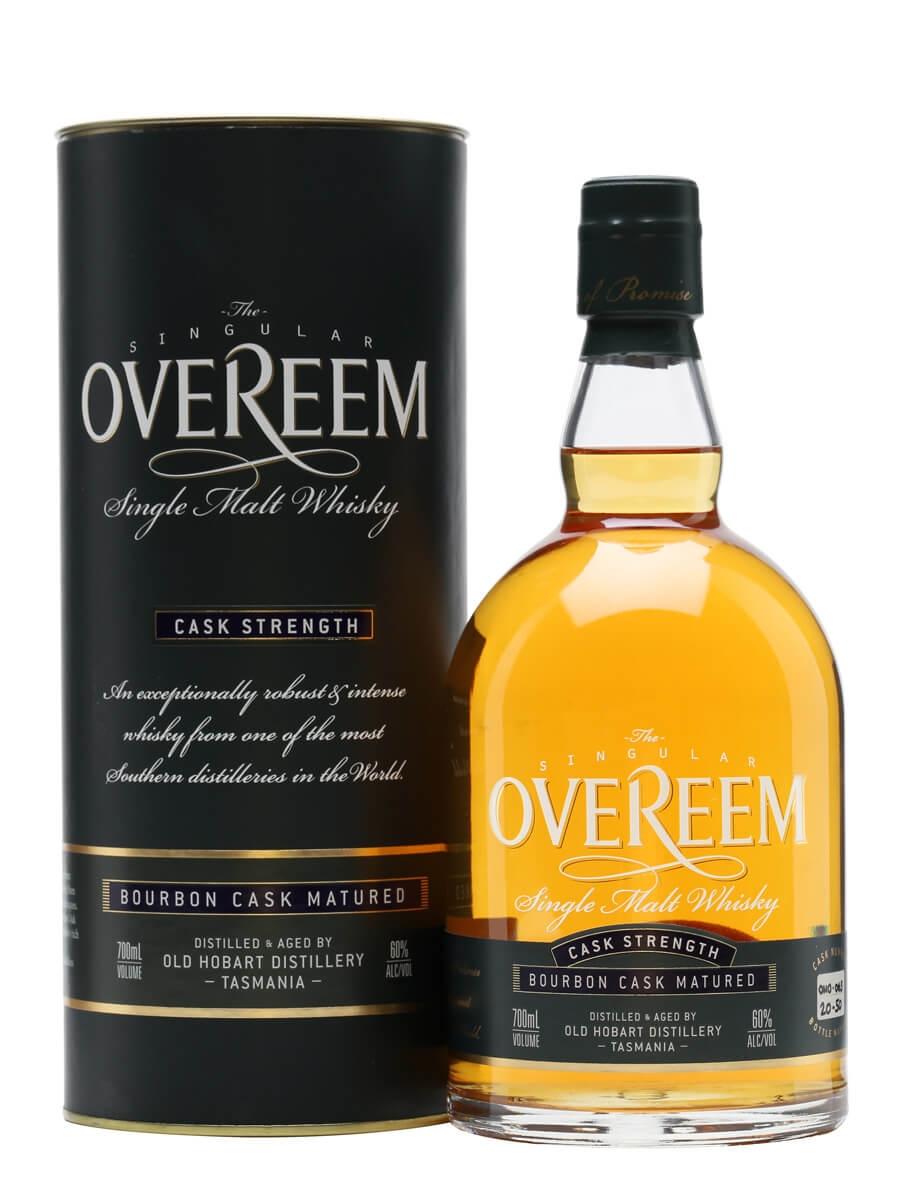 Overeem Bourbon Cask #065 / Cask Strength