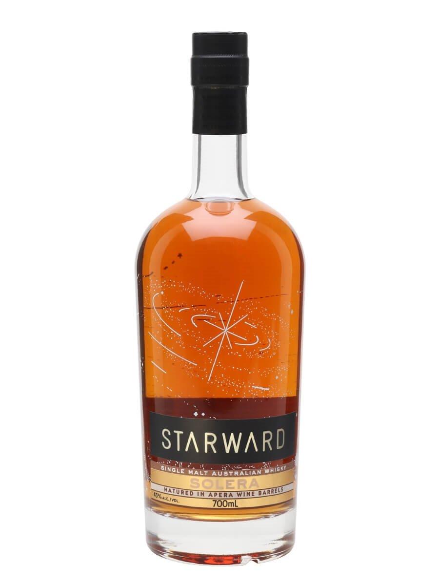 Starward Solera Malt Whisky / New World